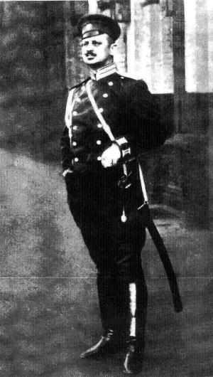 полковник Сергей Николаевич Мясоедов