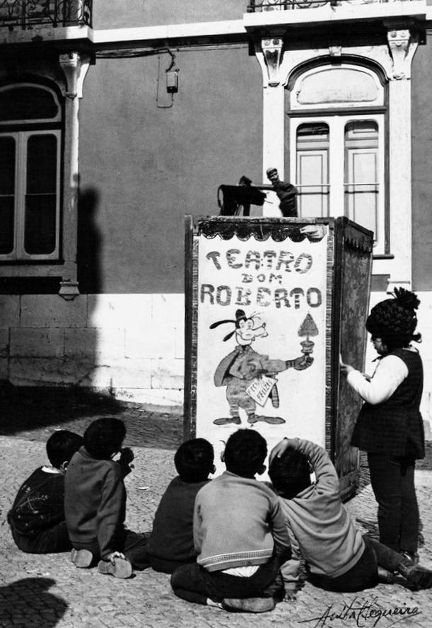 детский театр Дона Роберту