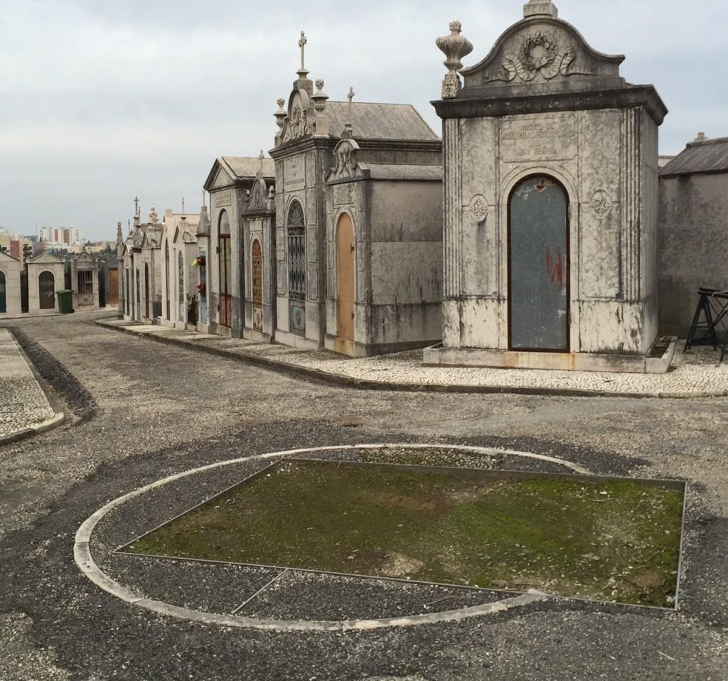Cemiterio Alto do São João