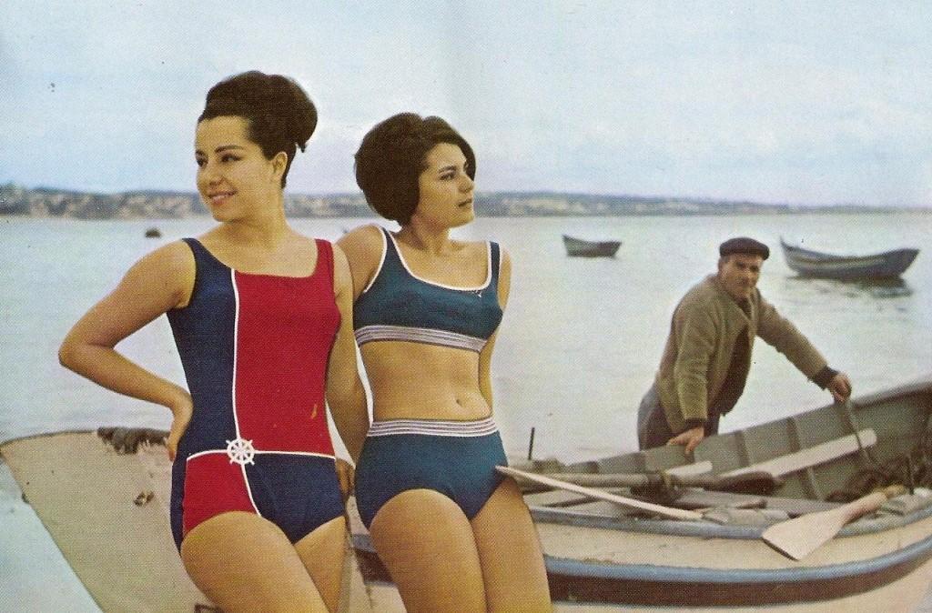 Кашкайш. 1966 год.